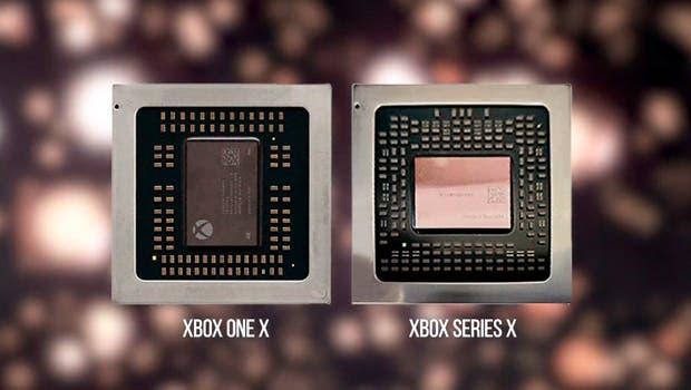 La APU de Xbox Series X es aproximadamente un 13% más grande que la de Xbox One X 1