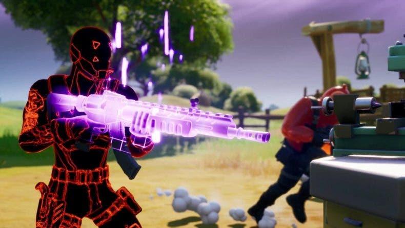 Fortnite presenta la nueva opción para cambiar a mejor arma 1