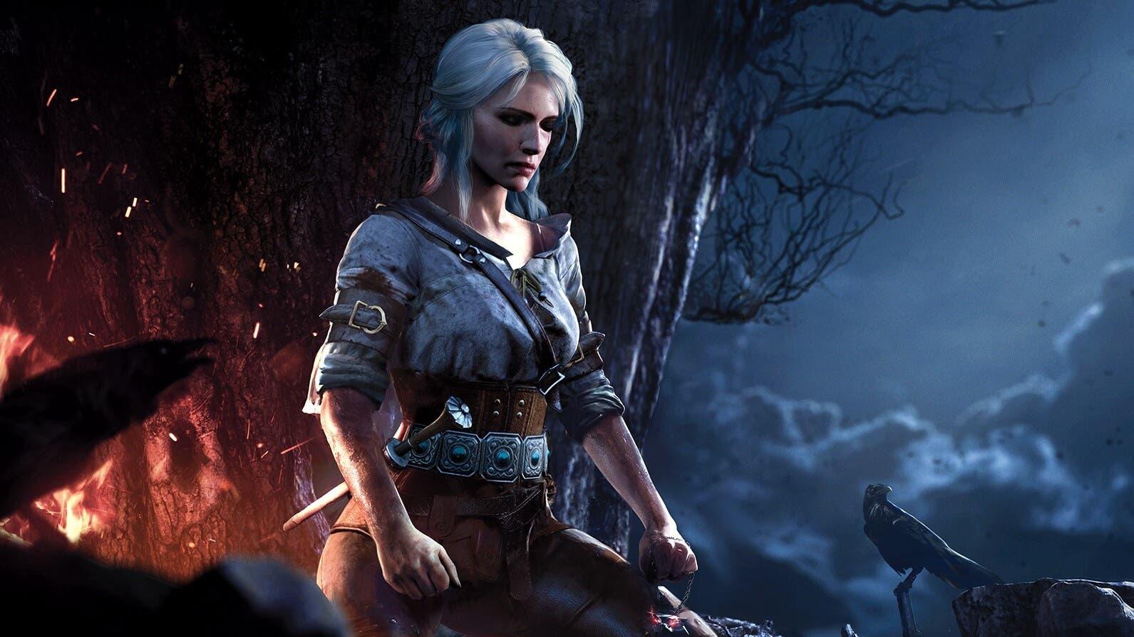 Ciri llega a Resident Evil 2 Remake gracias a un increíble mod 4
