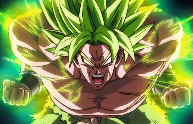 Broly reacciona al lanzamiento de Dragon Ball Z: Kakarot