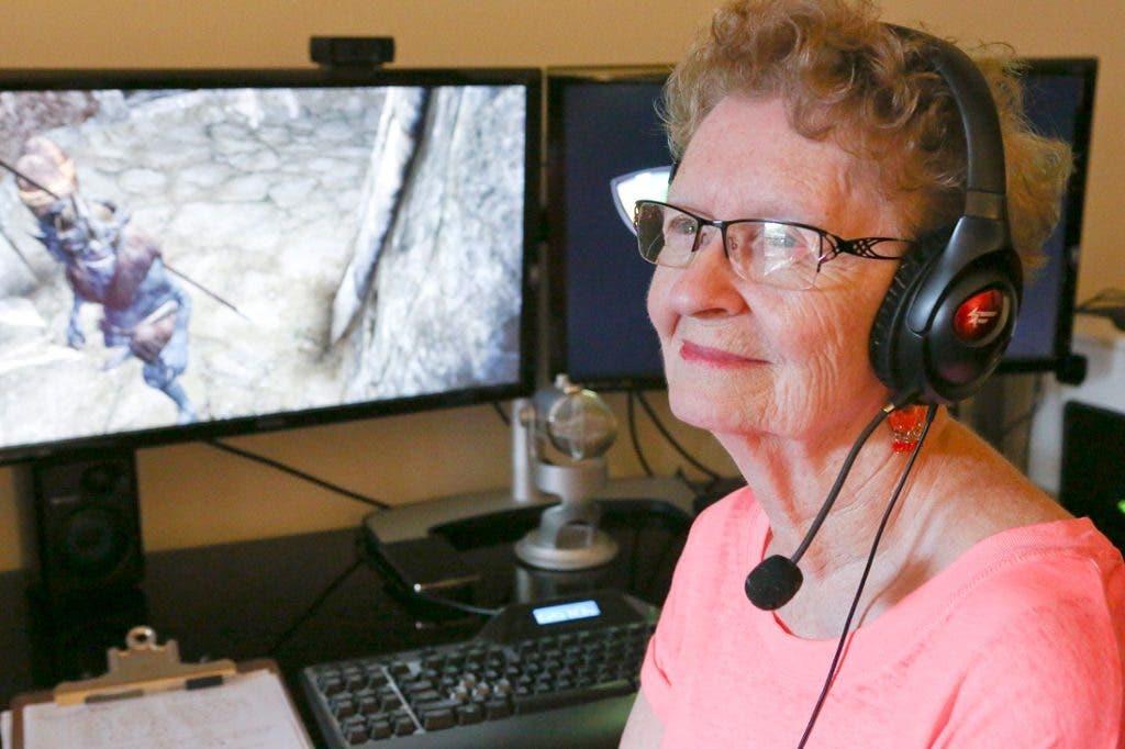 La abuela jugadora de Skyrim será un NPC en The Elder Scrolls VI 2