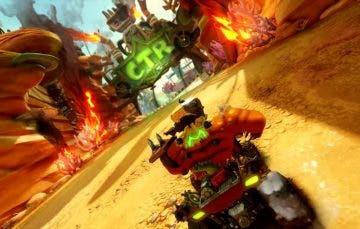 Crash Team Racing Nitro-Fueled suma nuevos contenidos gratis mañana mismo 2