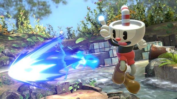 Cuphead se une a Super Smash Bros. Ultimate junto a Altaïr 1