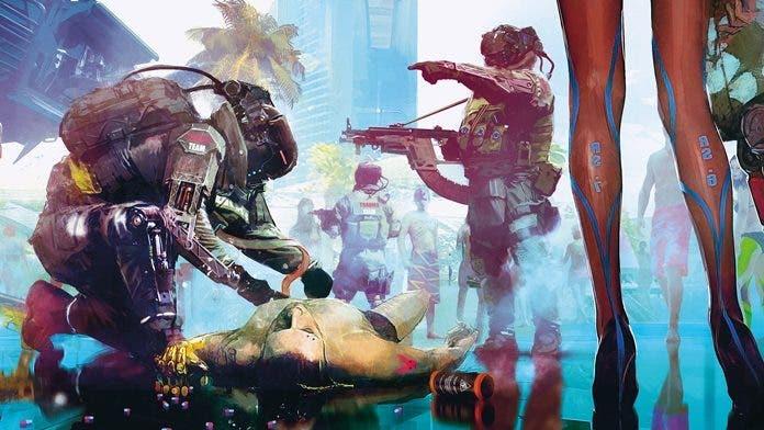 El multijugador de Cyberpunk 2077 no llegará hasta después de 2021 1