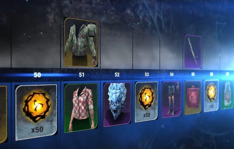 Filtradas las skins que incluirá la próxima Grieta de Dead by Daylight 1