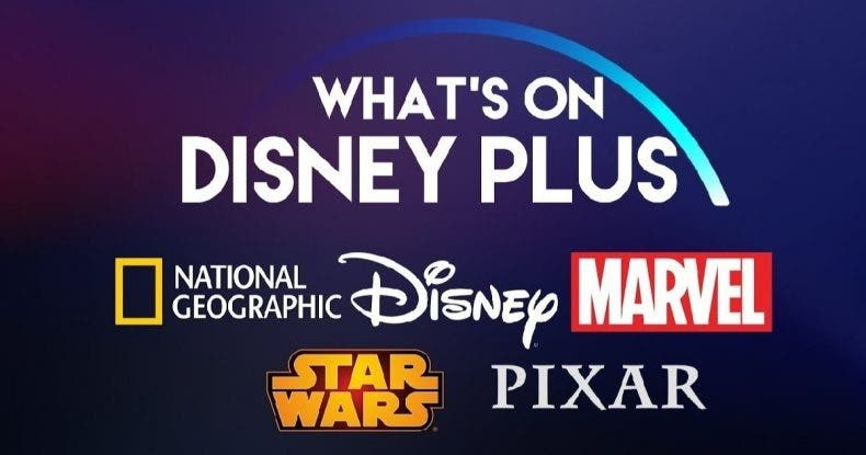 Disney+ revela su extenso catálogo de lanzamiento en España