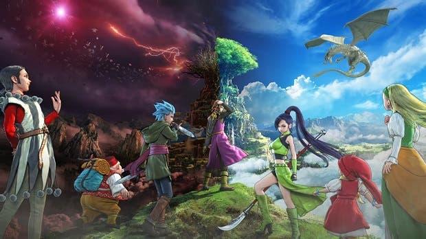 La demo de Dragon Quest XI S ya disponible en Xbox One 1
