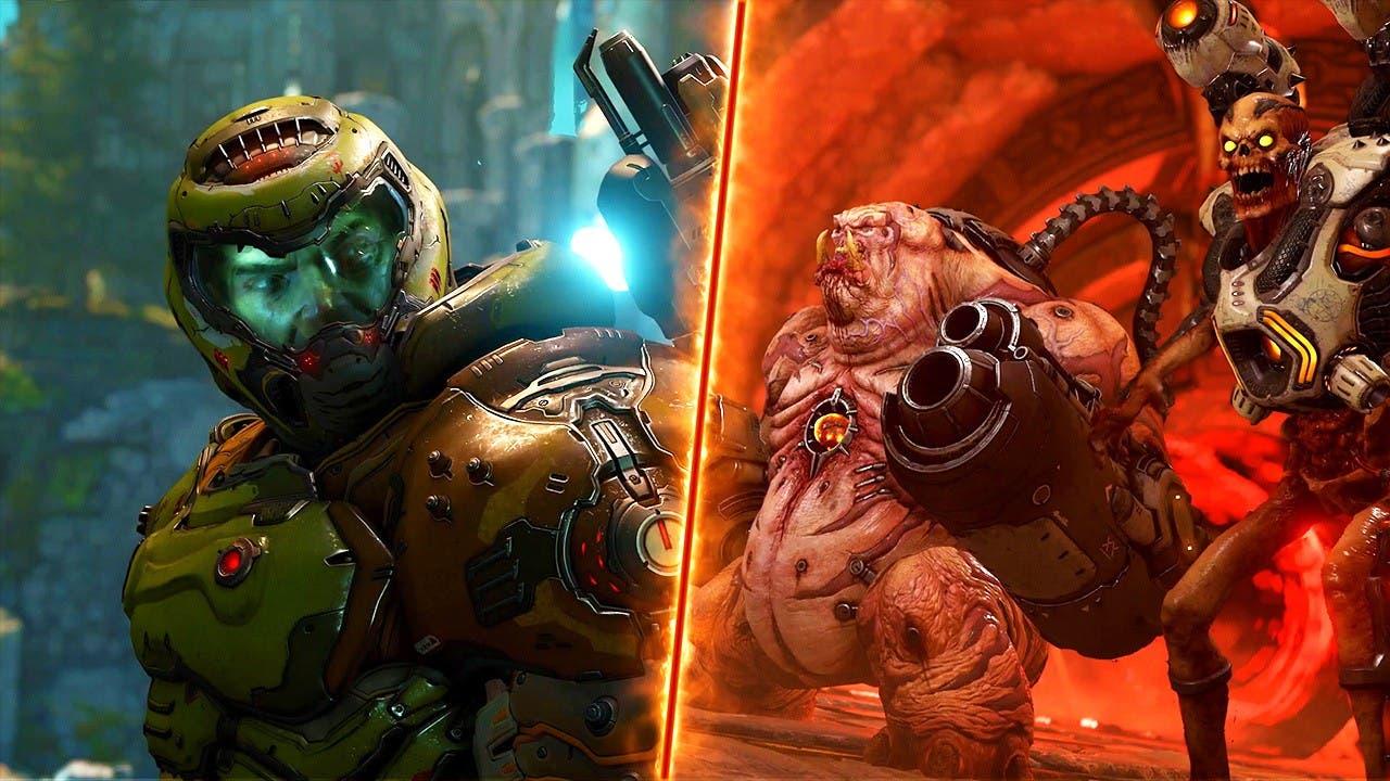Doom Eternal durará mucho más que su predecesor Doom 14
