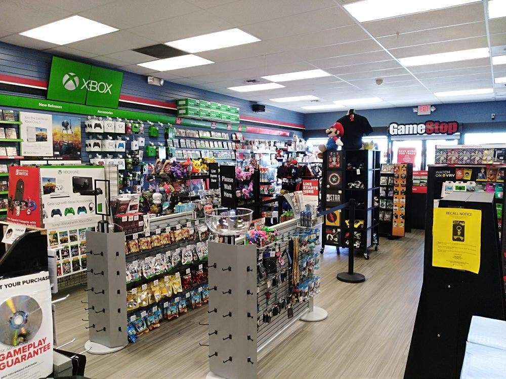 GameStop fracasa en sus ventas de Navidad provocando el cierre de tiendas 2