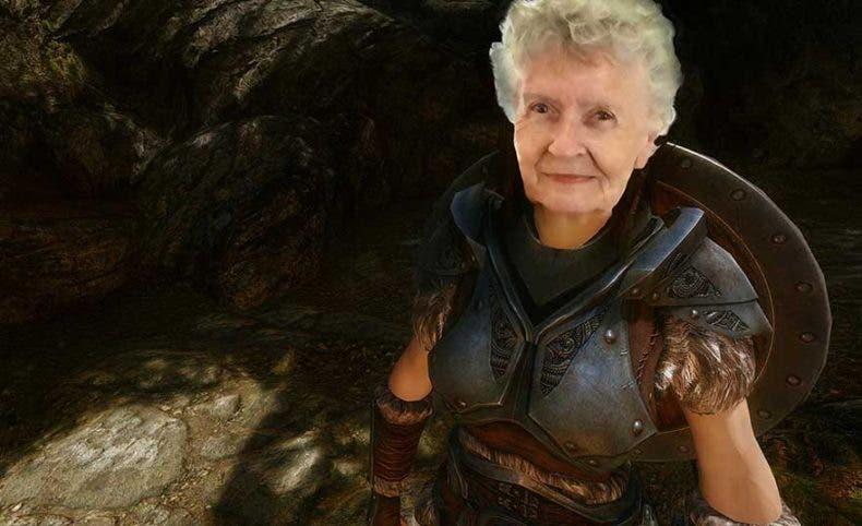 La abuela jugadora de Skyrim será un NPC en The Elder Scrolls VI 1