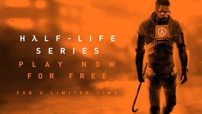 Juega gratis a toda la saga Half-Life por tiempo limitado 1