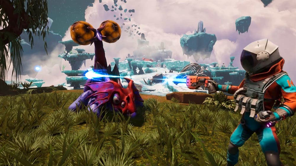Análisis de Journey to the Savage Planet - Xbox One 2
