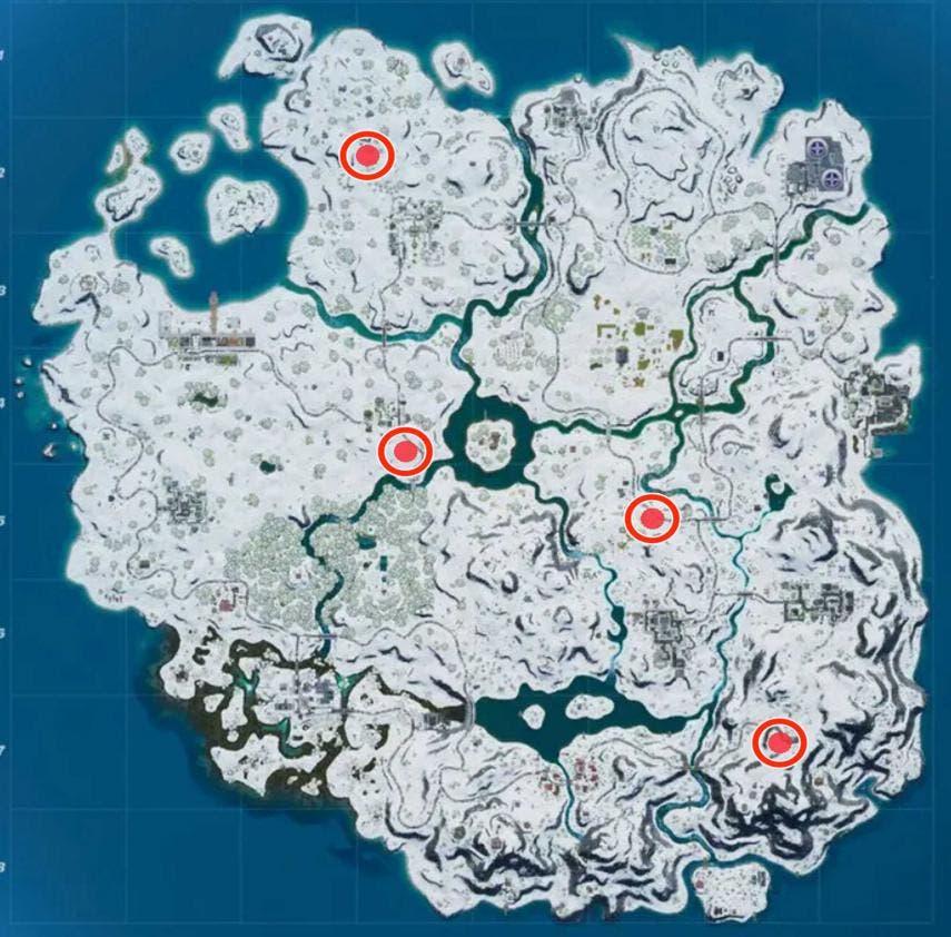 Cómo completar todos los desafíos de Cura vs Toxina en Fortnite Capítulo 2 3