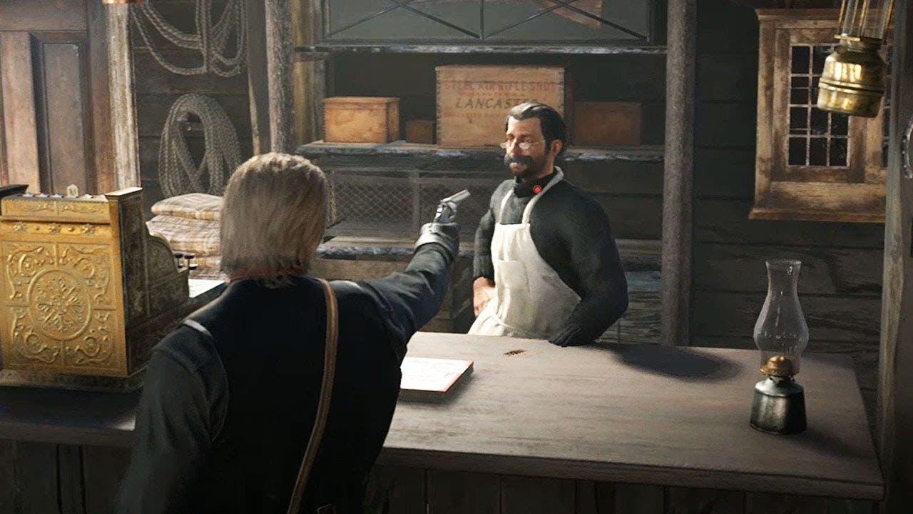 Estos son los roles que nos gustaría ver en Red Dead Online 1