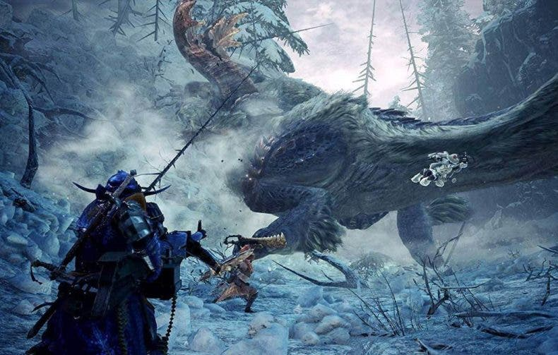 Monster Hunter World: Iceborne soluciona el bug que podía romper tu partida 1