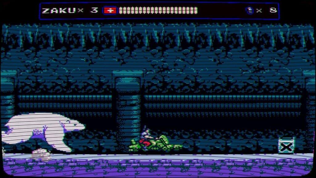 Análisis de Oniken: Unstoppable Edition 2