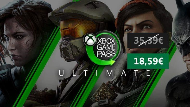Oferta de 3 meses de Xbox Game Pass Ultimate para Xbox y PC 1