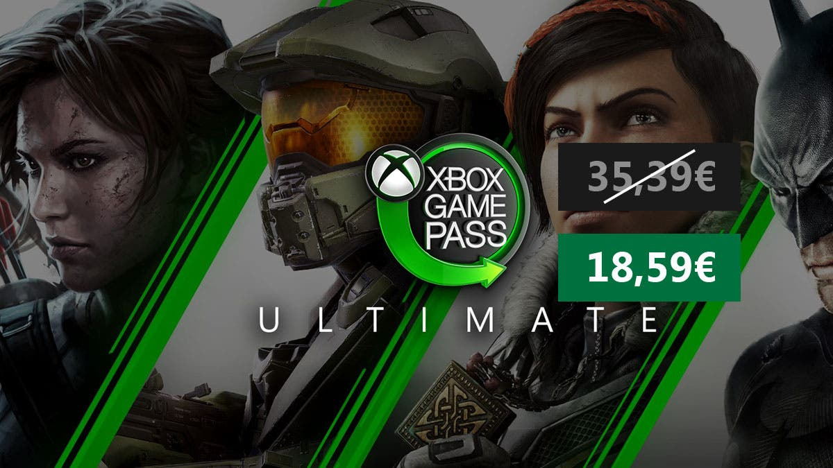 Oferta de 3 meses de Xbox Game Pass Ultimate para Xbox y PC 14