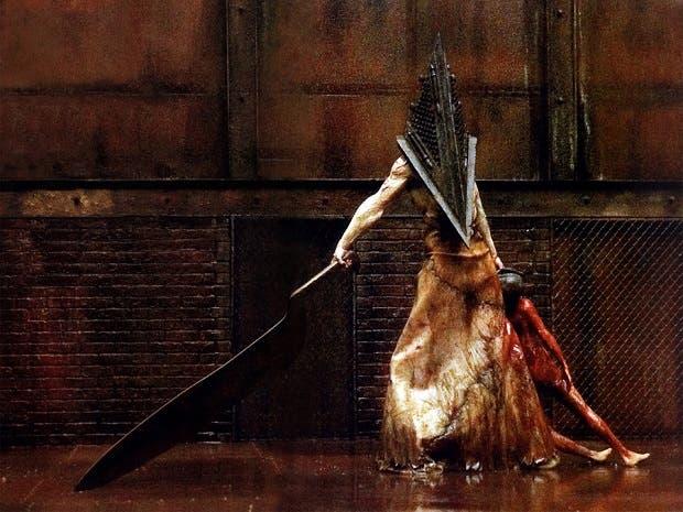 Pyramid Head se malinterpretó en la película de Silent Hill, según Masahiro Ito 1