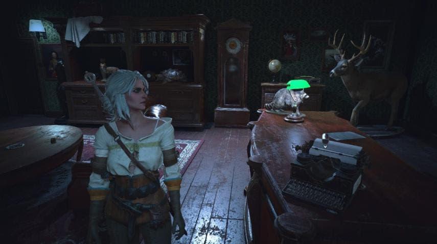 Ciri llega a Resident Evil 2 Remake gracias a un increíble mod 2