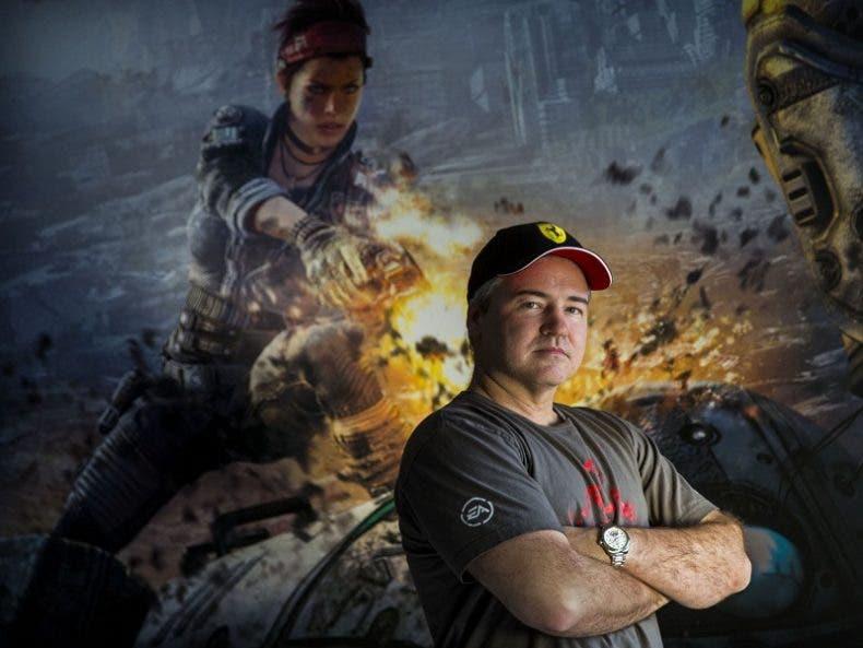 Vince Zampella, cofundador de Respawn Entertainment, se unirá a DICE LA 1
