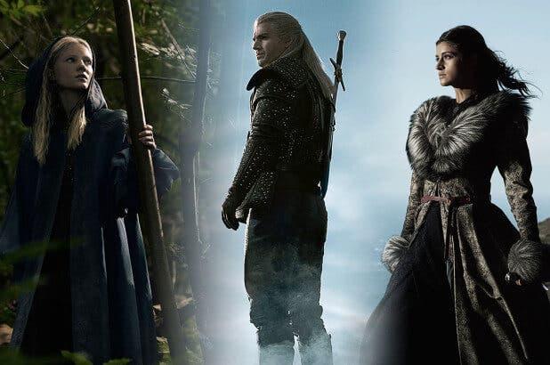 Los nuevos personajes de The Witcher confirman tramas para la segunda temporada 4