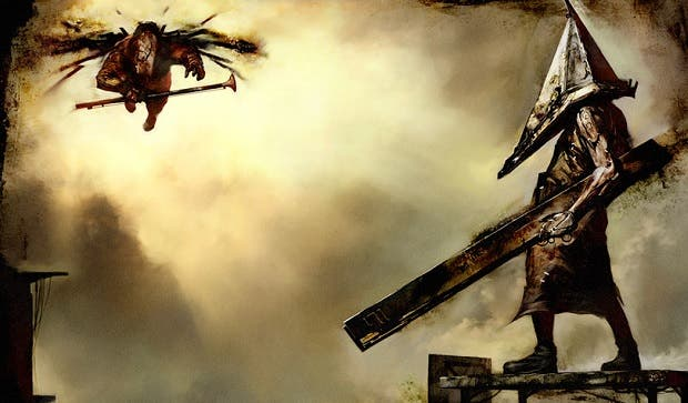 Masahiro Ito recuerda los cómics de Silent Hill que no salieron de Japón 3