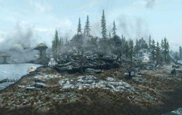 Skyrim estrena una nueva expansión fan inspirada en The Witcher 3 1