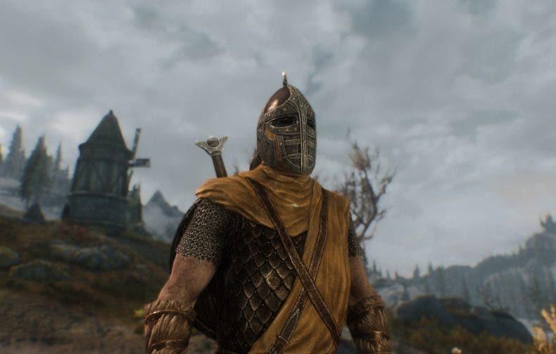 La saga The Witcher rindió homenaje a Skyrim de un curioso modo 1
