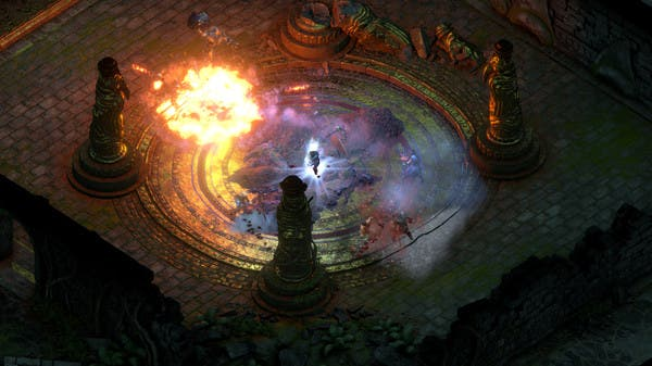 Análisis de Pillars of Eternity II: Deadfire Ultimate Edition - Xbox One 2