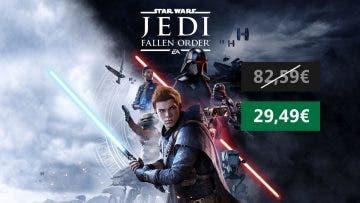 Increíble oferta por Star Wars Jedi Fallen Order para Xbox One 8