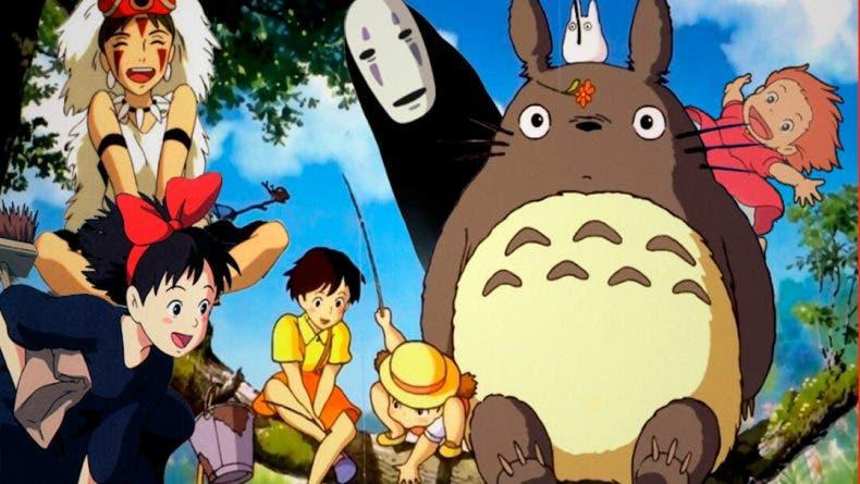 Todas las películas de Studio Ghibli que estarán en Netflix 1