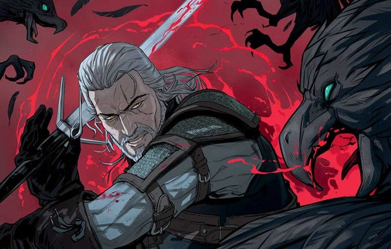 The Witcher tendrá una película anime en Netflix 1