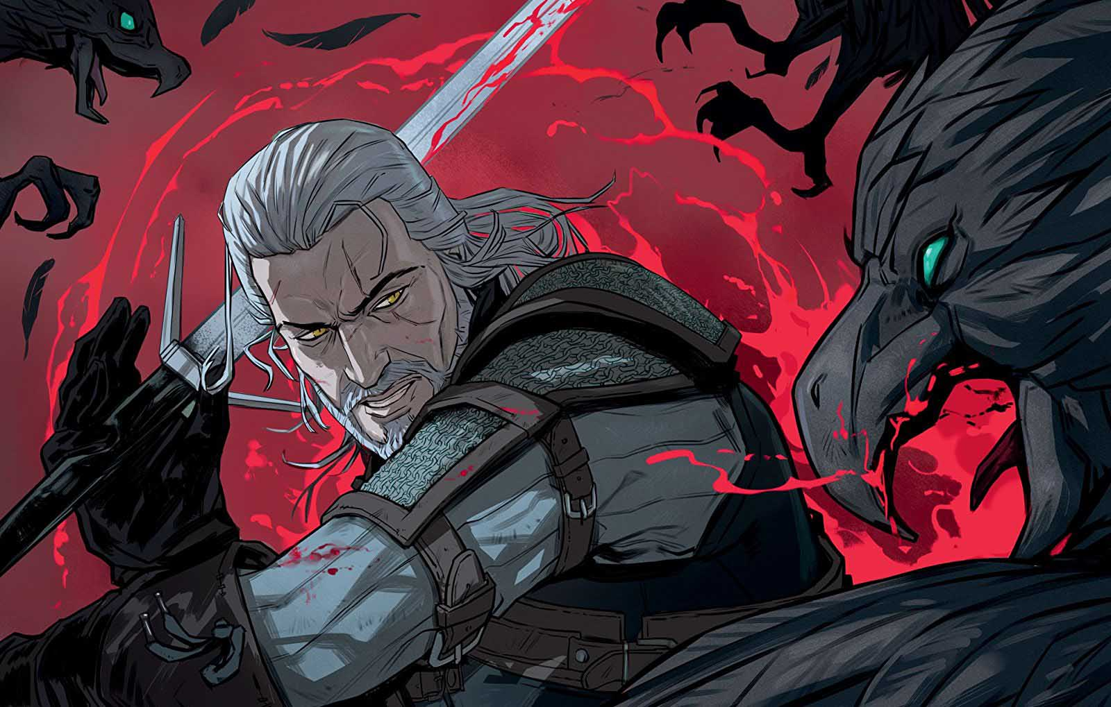 The Witcher tendrá una película anime en Netflix 5