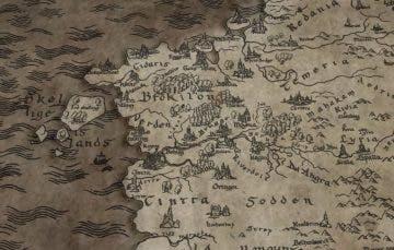 The Witcher de Netflix estrena un espectacular mapa interactivo 11