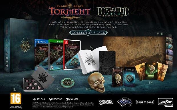 Así es la edición coleccionista de Baldur's Gate, Neverwinter Nights y más, exclusivas de Game 3
