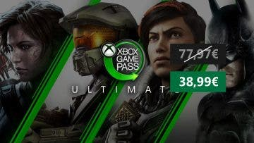 Oferta 3 Meses de Xbox Game Pass Ultimate + 3 Meses gratis 3
