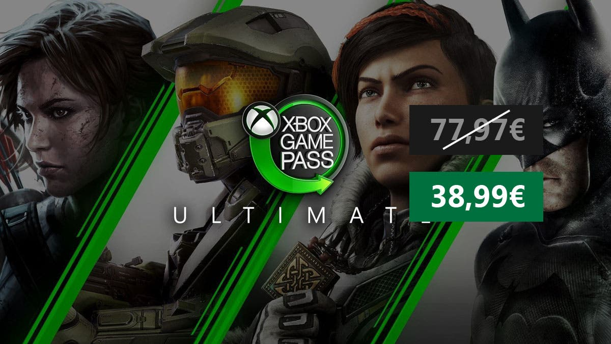 Oferta 3 Meses de Xbox Game Pass Ultimate + 3 Meses gratis 8