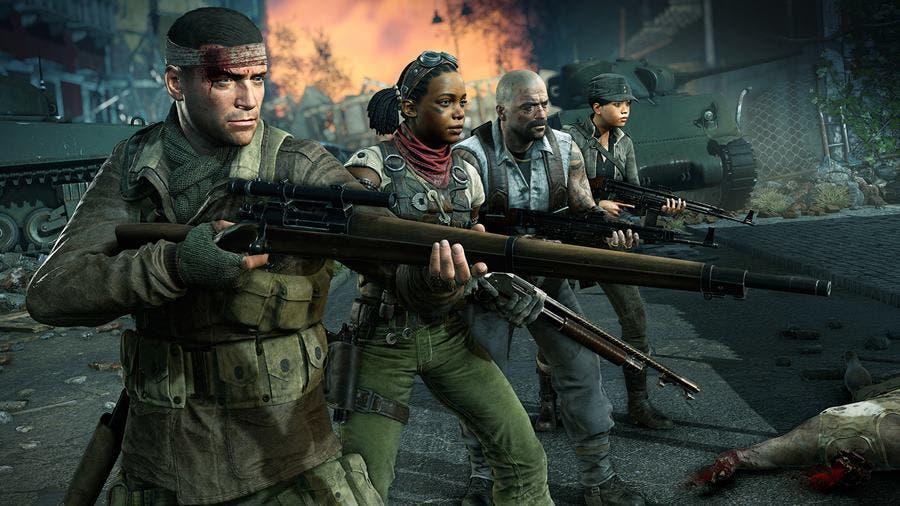 Esto es lo que ocupará Zombie Army 4: Dead War en Xbox One 2