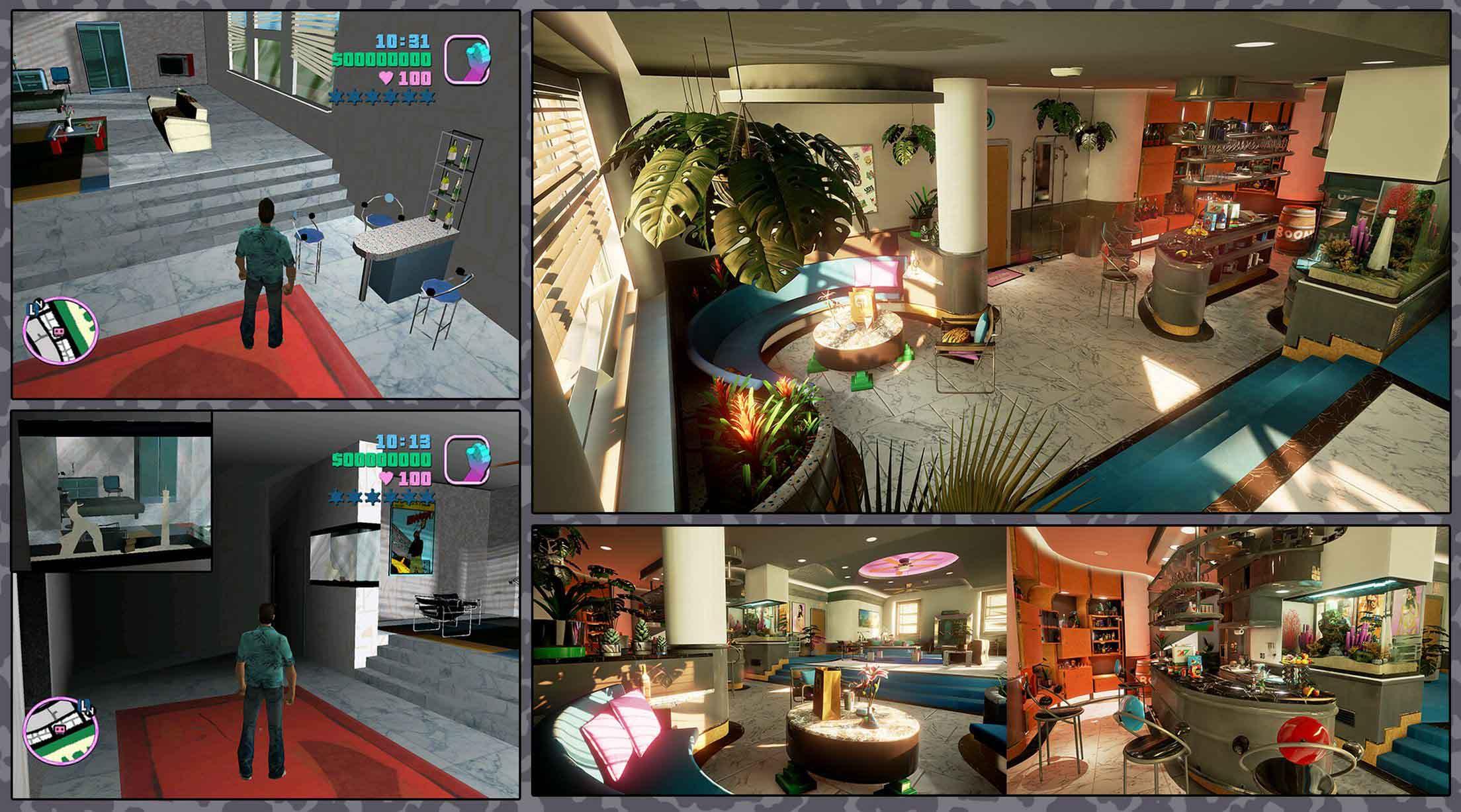 Así podría verse Grand Theft Auto VI en Xbox Series X