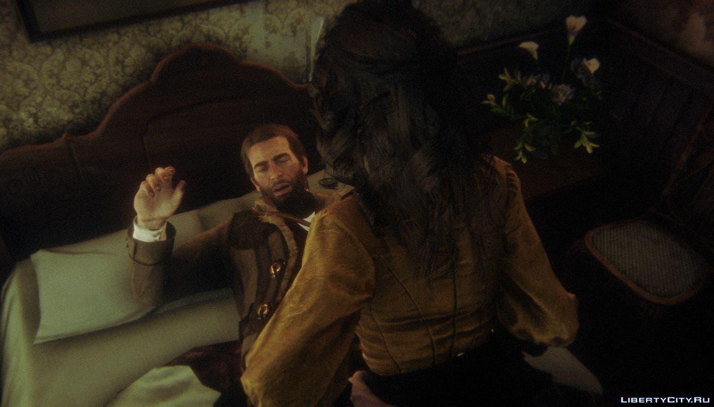 Red Dead Redemption 2 recibe un Hot Coffee gracias a los modders y Take-Two lo desaprueba