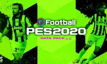 Ya está aquí el esperado Data Pack 4.0 de eFootball PES 2020 con nuevos rostros, leyendas y mucho más