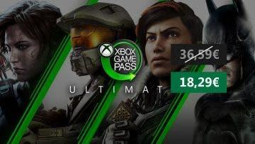 Consigue 3 meses de Xbox Game Pass Ultimate a un precio increíble 7
