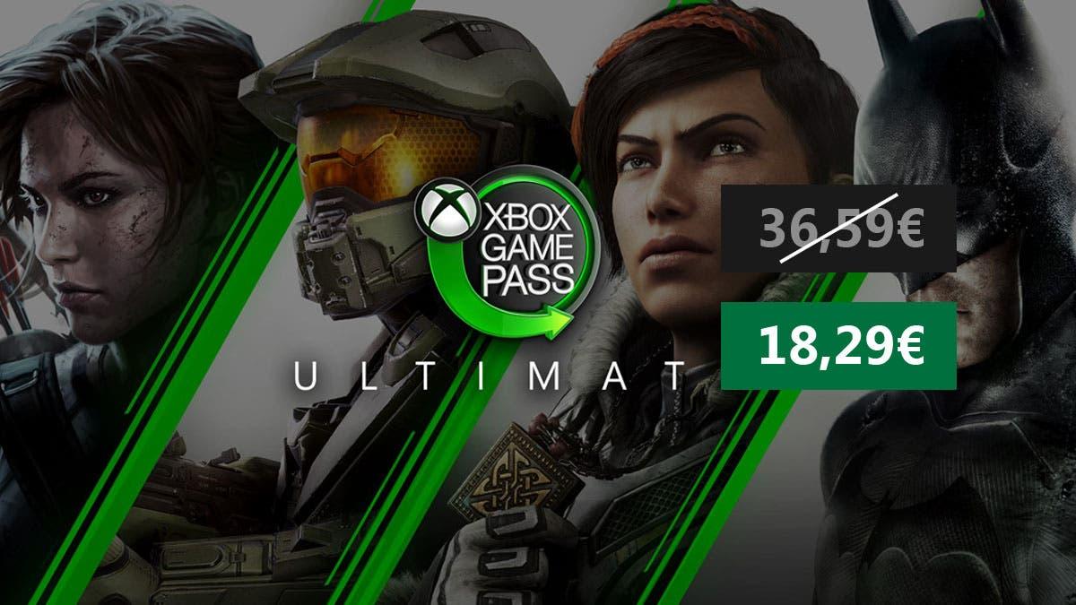Consigue 3 meses de Xbox Game Pass Ultimate a un precio increíble 4