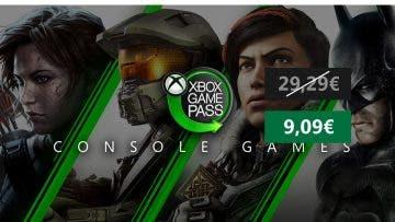 Consigue 3 meses de Xbox Game Pass a un precio increíble 3