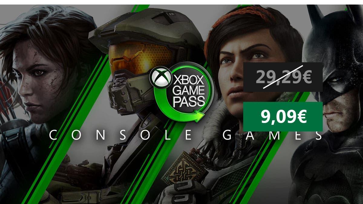 Consigue 3 meses de Xbox Game Pass a un precio increíble 7
