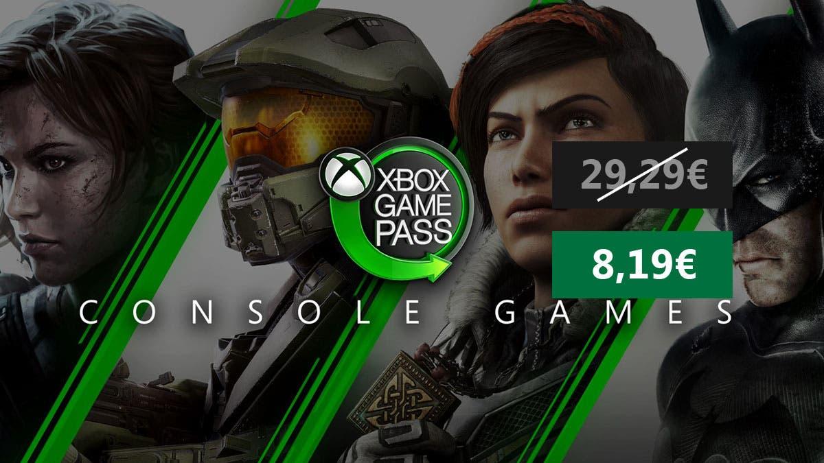 Consigue tres meses de Xbox Game Pass a un precio increíble 2