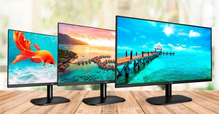 AOC presenta su nueva gama de monitores B2 Series 1