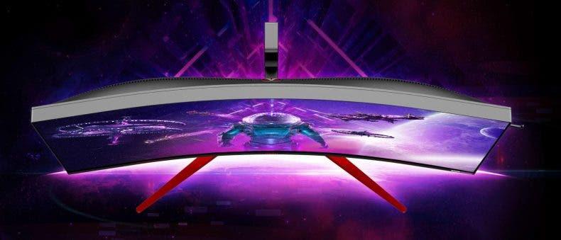 """AOC presenta su monitor curvo AG353UCG, el monitor panorámico HDR y 200Hz de 35"""" 1"""