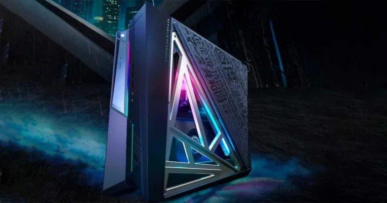 ASUS actualiza su mini PC gaming Huracan G21, pequeño pero muy potente 1